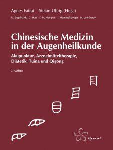"""Buchcover """"Chinesische Medizin in der Augenheilkunde """""""